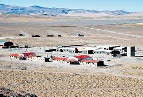 El complejo de Paso de Jama cuenta con oficinas para Aduana, Migraciones, Senasa y Gendarmería
