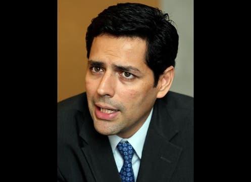 El ejecutivo mejicano de 39 años, hace seis años es el presidente de Claro. Foto: LA NACION / Andrea Knight