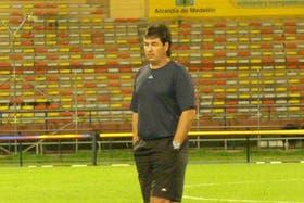 Jorge Da Silva es el nuevo DT de Godoy Cruz