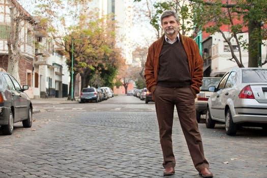 Fimus pasó el sábado en familia y cocinó para sus allegados. Foto: lanacion.com / Gentileza Prensa Filmus