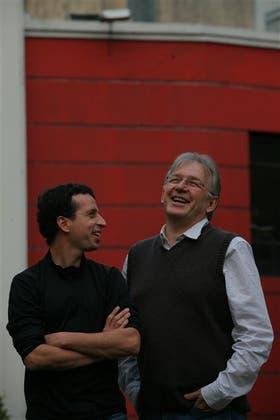 Fue fácil y natural para Juan Quintero y Luis Pescetti amalgamar textos y música