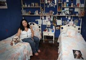 Sandra Fewkes, la mamá de Leonela Noble, sólo espera que se haga justicia