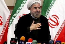 Previo a asumir su mandato, Hassan Rohani lanzó hoy duras amenazas contra Israel