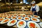 ¿Cómo es una experiencia gastronómica en alta mar?