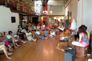 Primera escuela de Lectura de Aura en Argentina