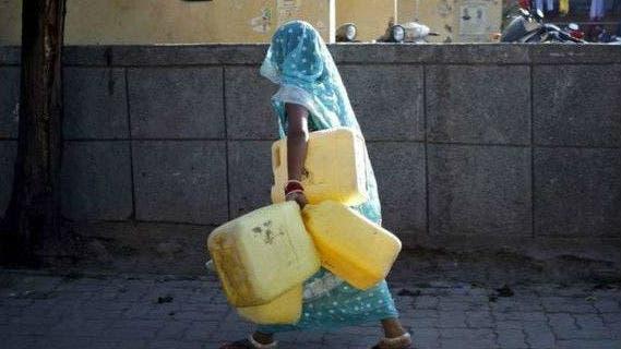 Todavía se desconoce cuándo volverá a la normalidad la red de agua