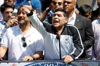 La FIFA no designó a Maradona como veedor de la AFA