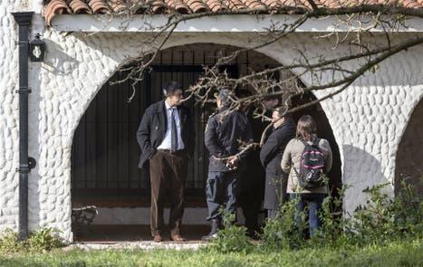 Rafecas volvió a allanar el convento de General Rodríguez