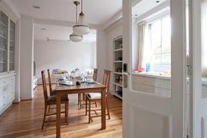 8 estilos para una mesa de comedor
