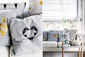 Formas esenciales: Ideas simples para decorar el hogar