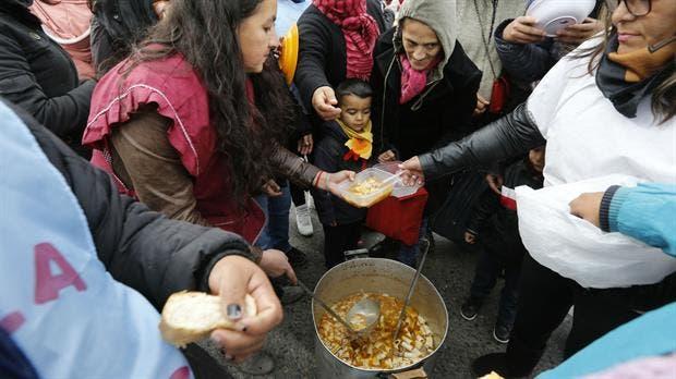 Nueva jornada de cortes por instalación de ollas populares en Capital