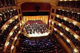 La Orquesta Filarmónica de Montevideo