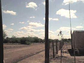 Añatuya está ubicado a 200 kilómetros de la ciudad de Santiago del Estero