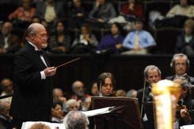 Calderón, en un concierto complicado