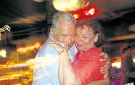 Horst Westphal y Ursula Werner