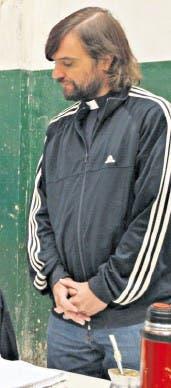 El padre Pepe, coordinador del grupo de sacerdotes que denuncian el paco