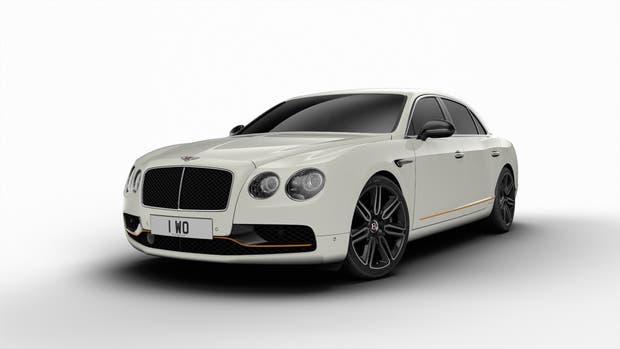 Silueta inconfundible para este Bentley