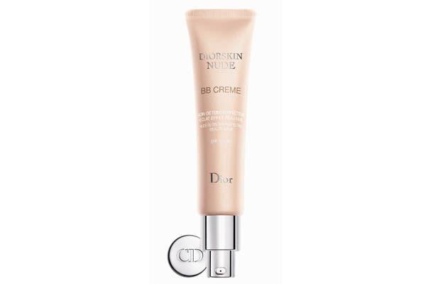 Diorskin Nude BB Creme con un complejo antioxidante ($335, Dior).