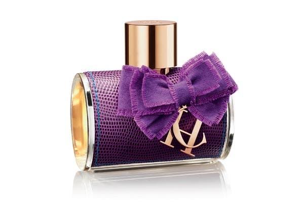 CH Eau De Parfum Sublime es la nueva fragancia de Carolina Herrera, con pachuli y rosa (50ml x $630). Foto: Marce García PR