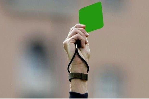 La tarjeta verde premiará el fair play