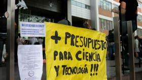 Científicos rechazan el recorte presupuestario en el Conicet