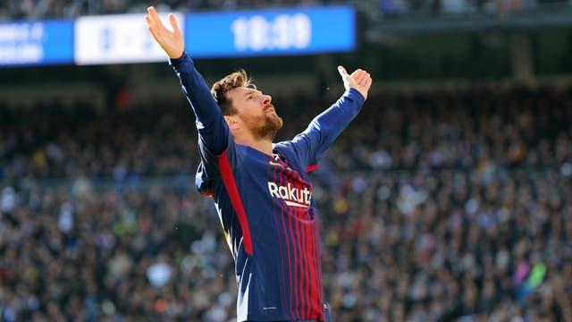 """Messi, el mejor del año para """"The Guardian"""""""