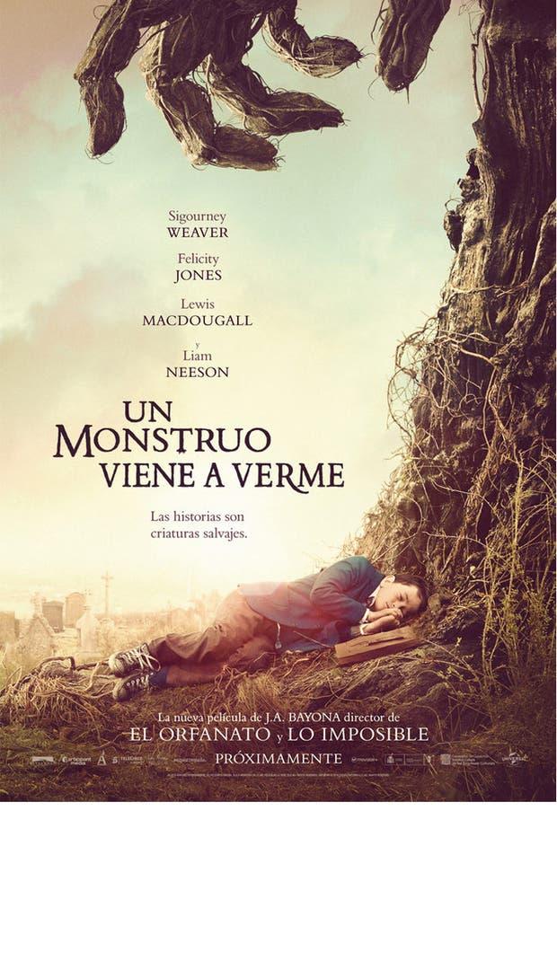 El afiche de la película