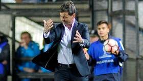 Diego Cocca valoró la clasificación ante Corinthians