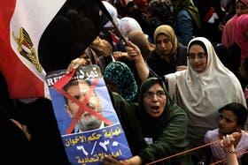 El pedido masivo es la renuncia del presidente Morsi