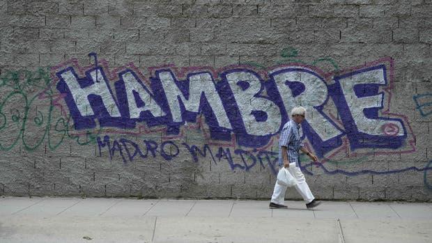 La inflación hace estragos en la mesa de los venezolanos