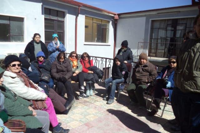 Son 70 los argentinos varados en esta ciudad del altiplano boliviano