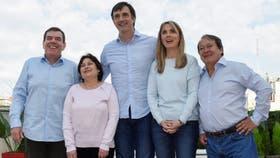 Esteban Bullrich, primer candidato a senador nacional de Cambiemos en Buenos Aires
