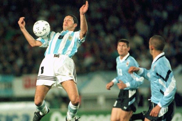 El último 0-0 entre Argentina-Uruguay