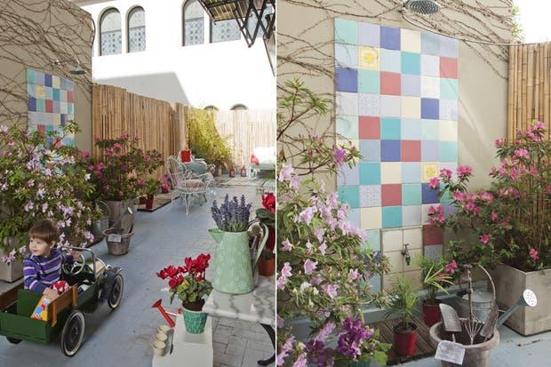 Patio pisos d sign para - Azulejos para patio ...