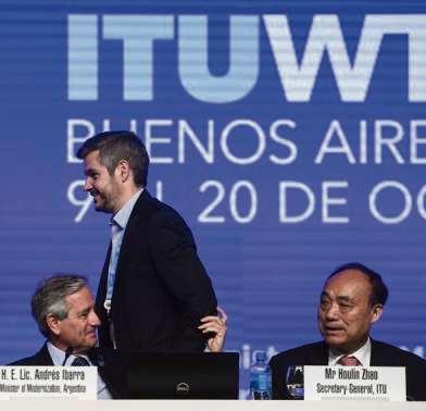 Cuba asiste a Conferencia de Telecomunicaciones en Argentina