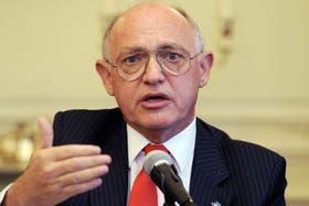 Timerman, principal impulsor del pacto con Irán