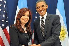 """Barack Obama le mandó una carta a Cristina Kirchner: """"Me alegra escuchar que la cirugía salió bien"""""""