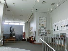 El museo en honor a Tsuburaya