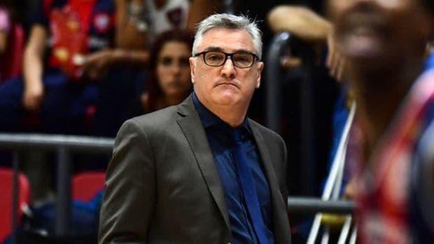 Julio Lamas, entrenador de San Lorenzo