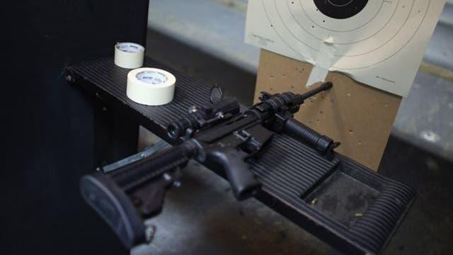 El AR-15 es considerada por la Asociación Nacional del Rifle de EE.UU. como el fusil