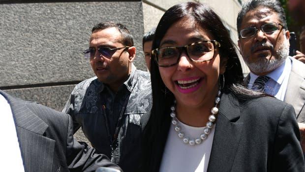 Cuba rechaza agresión contra Delcy Rodríguez en Argentina