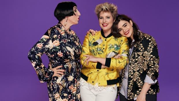 Rossy de Palma, Candice Huffine, algunas de las que están a favor de una moda para todas