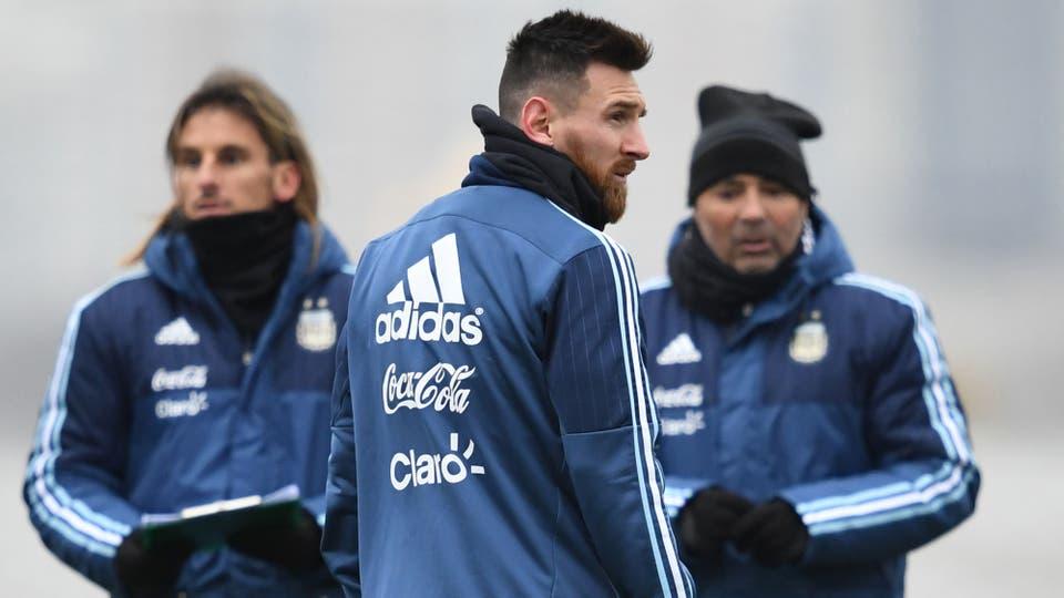 Rusia presenta en Argentina la Copa del Mundo 2018