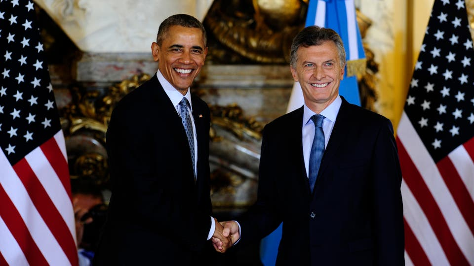 Argentina busca un acuerdo de libre comercio con EEUU
