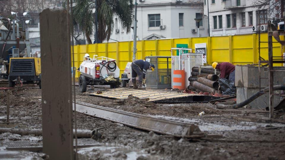 Los vecinos y los trabajadores de la zona deberán adaptarse a los cambios. Foto: LA NACION / Fernando Massobrio