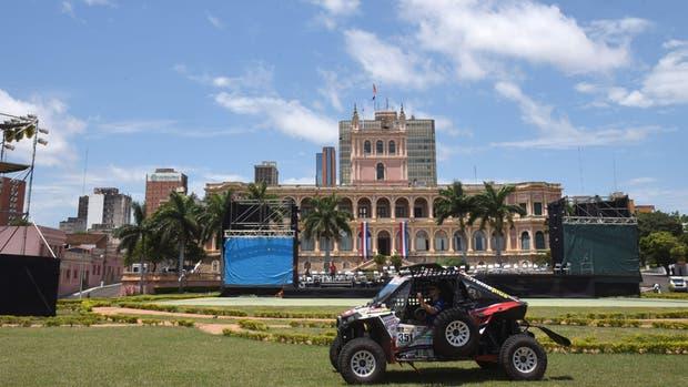 UTV, la nueva categoría del Rally Dakar
