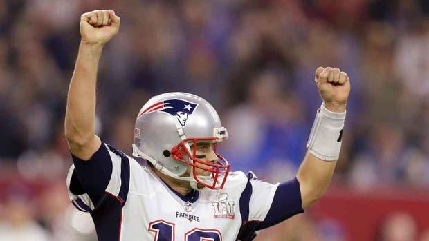 Desapareció la camiseta con la que Tom Brady jugó el Super Bowl