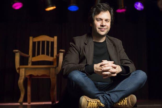 Christian Forteza, actor, director, docente e investigador
