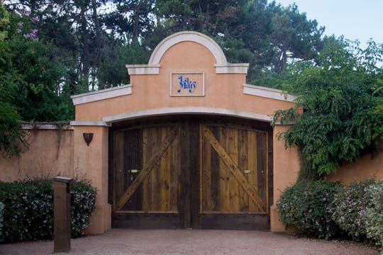La Mary, la mansión de Susana Giménez. Foto: Alejandro Di Ciocchis
