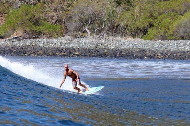 Costa Rica tiene fama de ser uno de los destinos de surf más importantes en el planeta